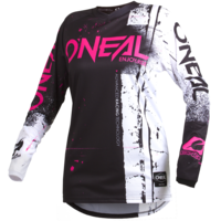 ONEAL 2019 ELEMENT SHRED PINK/BLACK KIDS JERSEY