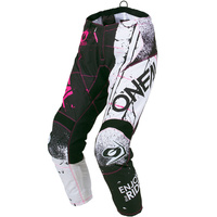 ONEAL 2019 ELEMENT SHRED PINK/BLACK KIDS PANTS