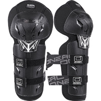 ONEAL PRO 3 BLACK KIDS KNEE GUARDS
