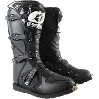 ONEAL 2019 RIDER BLACK BOOTS