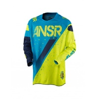 Answer 17.5 Elite Halo Limited Edition Blue Yellow Jersey
