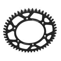 SUPERSPROX HONDA CR/CRF/XR BLACK ALLOY REAR SPROCKET