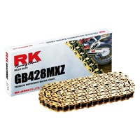 RK CHAIN GB428MXZ GOLD - 136L
