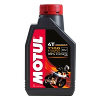 MOTUL 1L 7100 10W50 ENGINE OIL