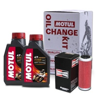 MOTUL KTM/HUSABERG/HUSKY RACE OIL CHANGE KIT