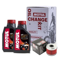 MOTUL KAWASAKI KX450F 06-15 RACE OIL CHANGE KIT