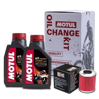 MOTUL KAWASAKI KX450F 16-18 RACE OIL CHANGE KIT