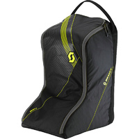 SCOTT BLACK/NEON YELLOW BOOT BAG