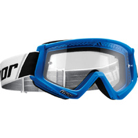 THOR COMBAT BLUE/WHITE GOGGLES