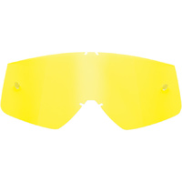 THOR SNIPER/CONQUER GOGGLE YELLOW REPLACEMENT LENS