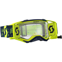 SCOTT PROSPECT WFS YELLOW/BLACK ROLL-OFF GOGGLES