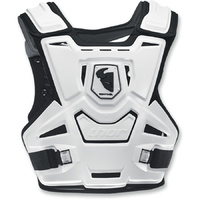THOR SENTINEL WHITE CE BODY PROTECTOR