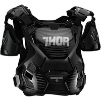 THOR GUARDIAN BLACK/SILVER WOMENS BODY ARMOUR