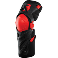 THOR FORCE XP KIDS KNEE GUARD RED