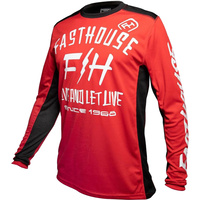 FASTHOUSE 2020 DICKSON RED KIDS JERSEY