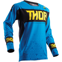 THOR 2018 FUSE BION BLUE JERSEY