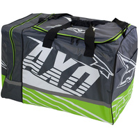 AXO WEEKENDER GREY/GREEN GEAR BAG