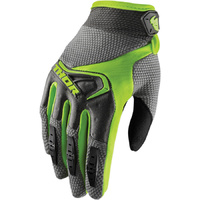 THOR 2018 SPECTRUM GREY/LIME WOMENS GLOVES