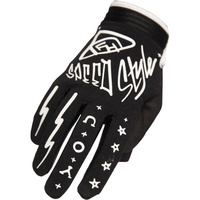 FASTHOUSE 2020 SPEED STYLE BRUSH BLACK GLOVES