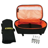 RIGG GEAR RG-025R REAR FENDER BAG + TOOL ROLL