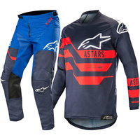 ALPINESTARS 2019 RACER FLAGSHIP NAVY/RED GEAR SET