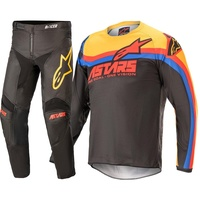 ALPINESTARS 2021 RACER VENOM BLACK/RED KIDS GEAR SET
