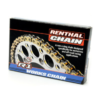 RENTHAL R1 428 126L WORKS CHAIN