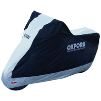 OXFORD AQUATEX LARGE MOTORCYCLE COVER