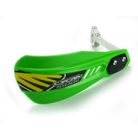 CYCRA ALLOY STEALTH GREEN HANDGUARDS