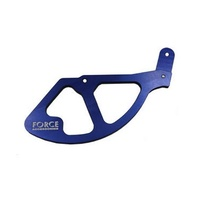 FORCE ACCESSORIES YAMAHA YZF/WRF 12-16 BLUE REAR DISC GUARD