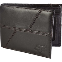 FOX EDGE BROWN LEATHER WALLET