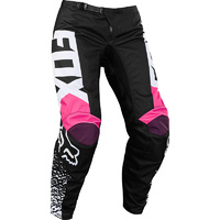 FOX 2018 180 BLACK/PINK GIRLS PANTS