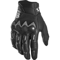 FOX 2020 BOMBER BLACK GLOVES