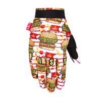FIST DYLAN LONG BURGERS STRAPPED KIDS GLOVES