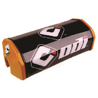 ODI MX OVERSIZED BLACK/ORANGE HANDLEBAR PAD