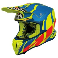 AIROH TWIST GREAT AZZURE MATTE HELMET