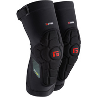 G-FORM PRO RUGGED BLACK KNEE GUARDS