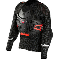 LEATT 4.5 JNR BLACK KIDS BODY PROTECTOR