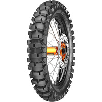 METZELER MC 360 110/90-19 62M MID HARD REAR TYRE
