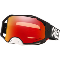 OAKLEY AIRBRAKE FACTORY PILOT BLACK W/PRIZM TORCH GOGGLES