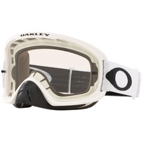 OAKLEY O-FRAME 2.0 MATTE WHITE CLEAR GOGGLES