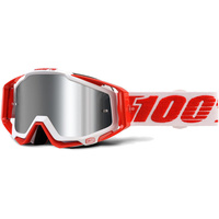 100% PERCENT RACECRAFT + BILAL GOGGLES