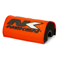 "NEKEN OS 1-1/8"" FLO ORANGE FAT BAR PAD"