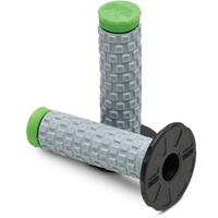 PRO TAPER PILLOW TOP DUAL COMPOUND GREEN GRIPS