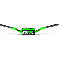 NEKEN CONICAL GREEN/BLACK HANDLEBARS