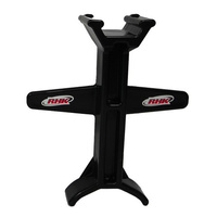 RHK JUNIOR BLACK FRONT WHEEL SUPPORT