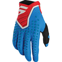 SHIFT 2020 3LACK PRO BLUE/RED GLOVES