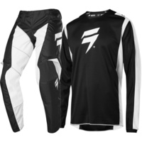 SHIFT 2020 WHIT3 RACE 2 BLACK/WHITE GEAR SET
