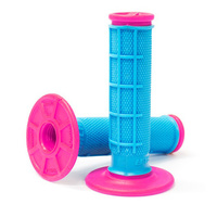 KWALA PRO SERIES LE JESSE DOBSON PINK/BLUE DUAL PLY GRIPS